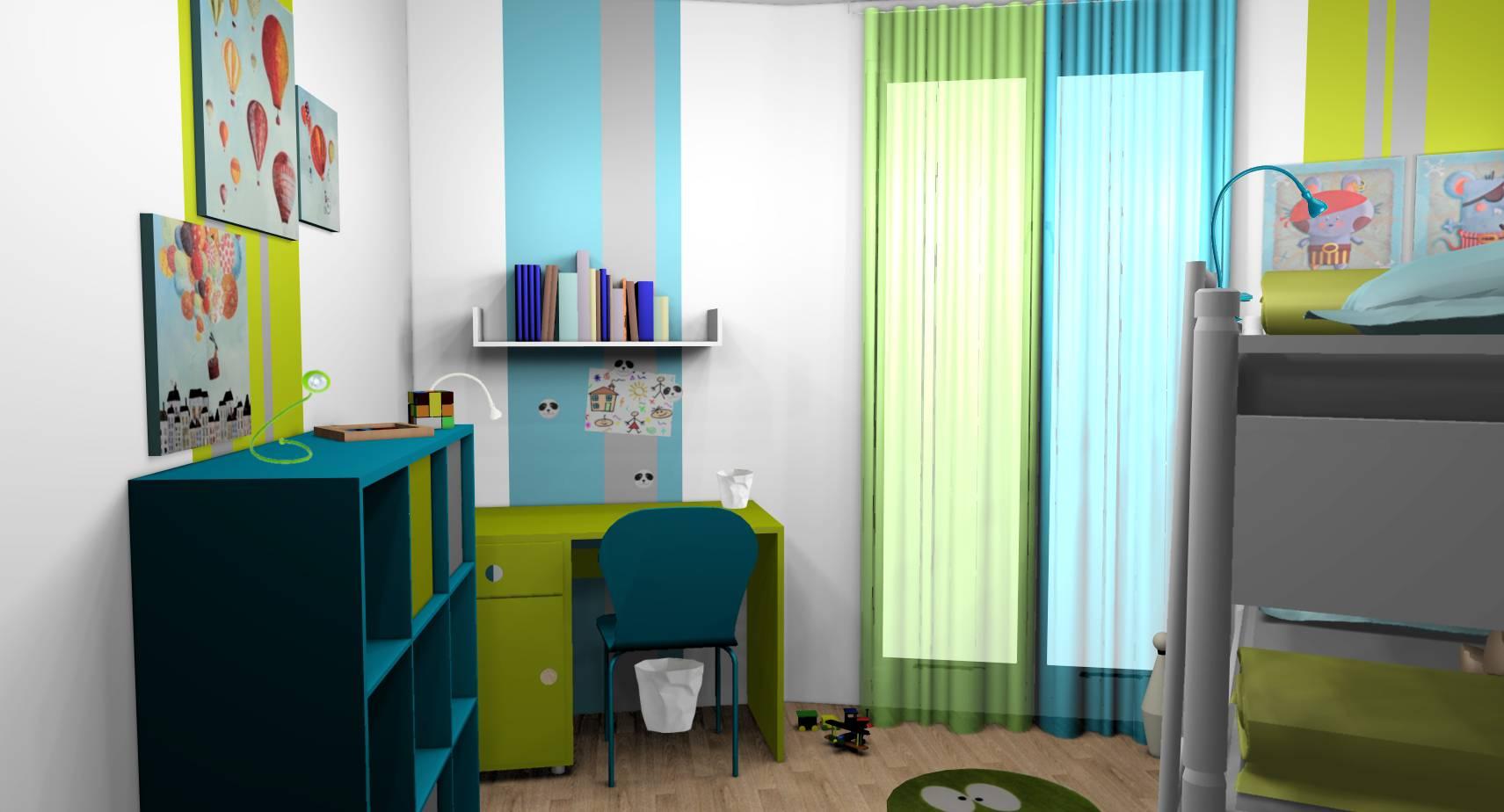 d233coration dint233rieur dune chambre de petits gar231ons 224