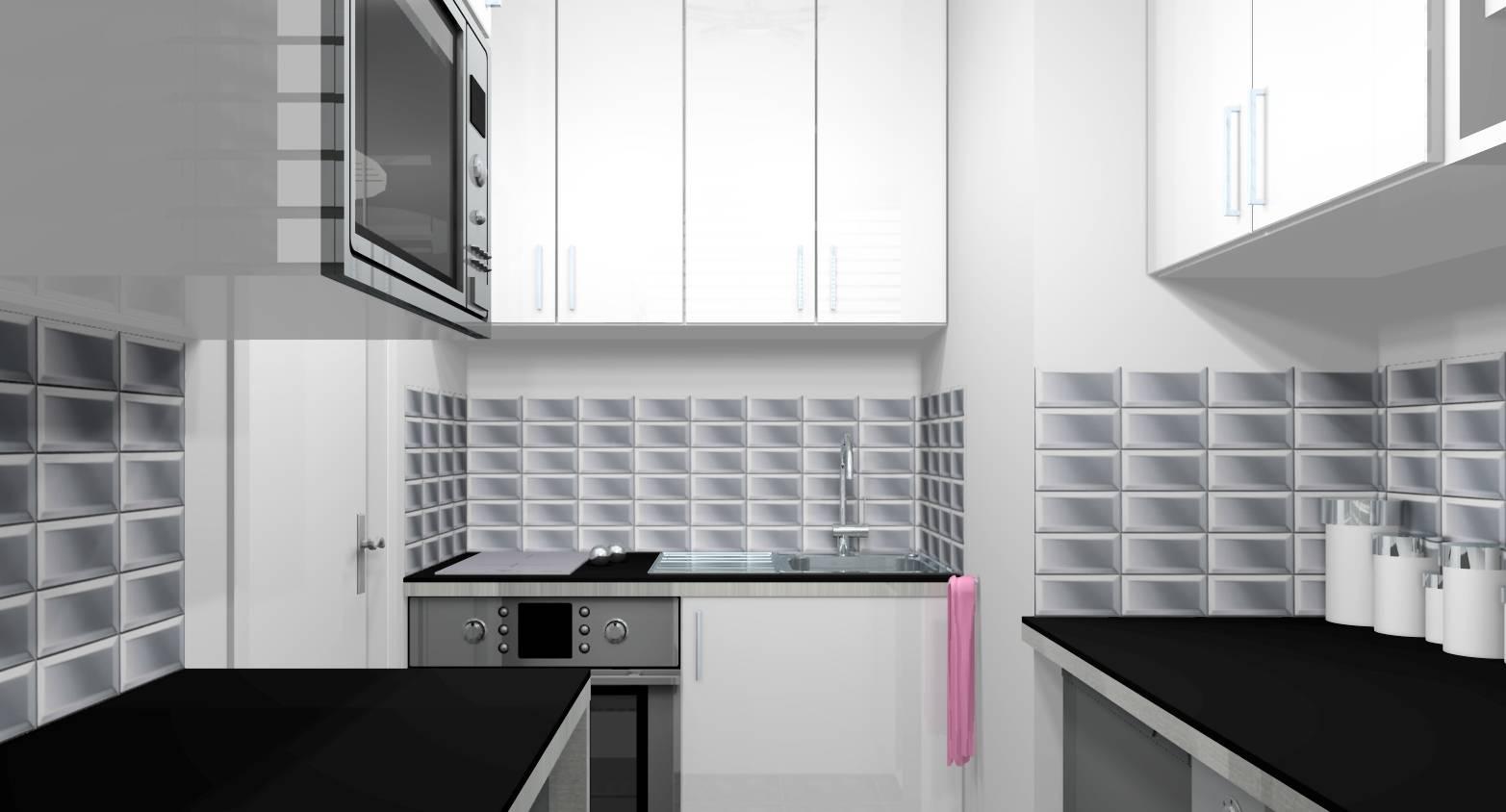 Decoration D Interieur D Une Cuisine A Paris 75018 Designement
