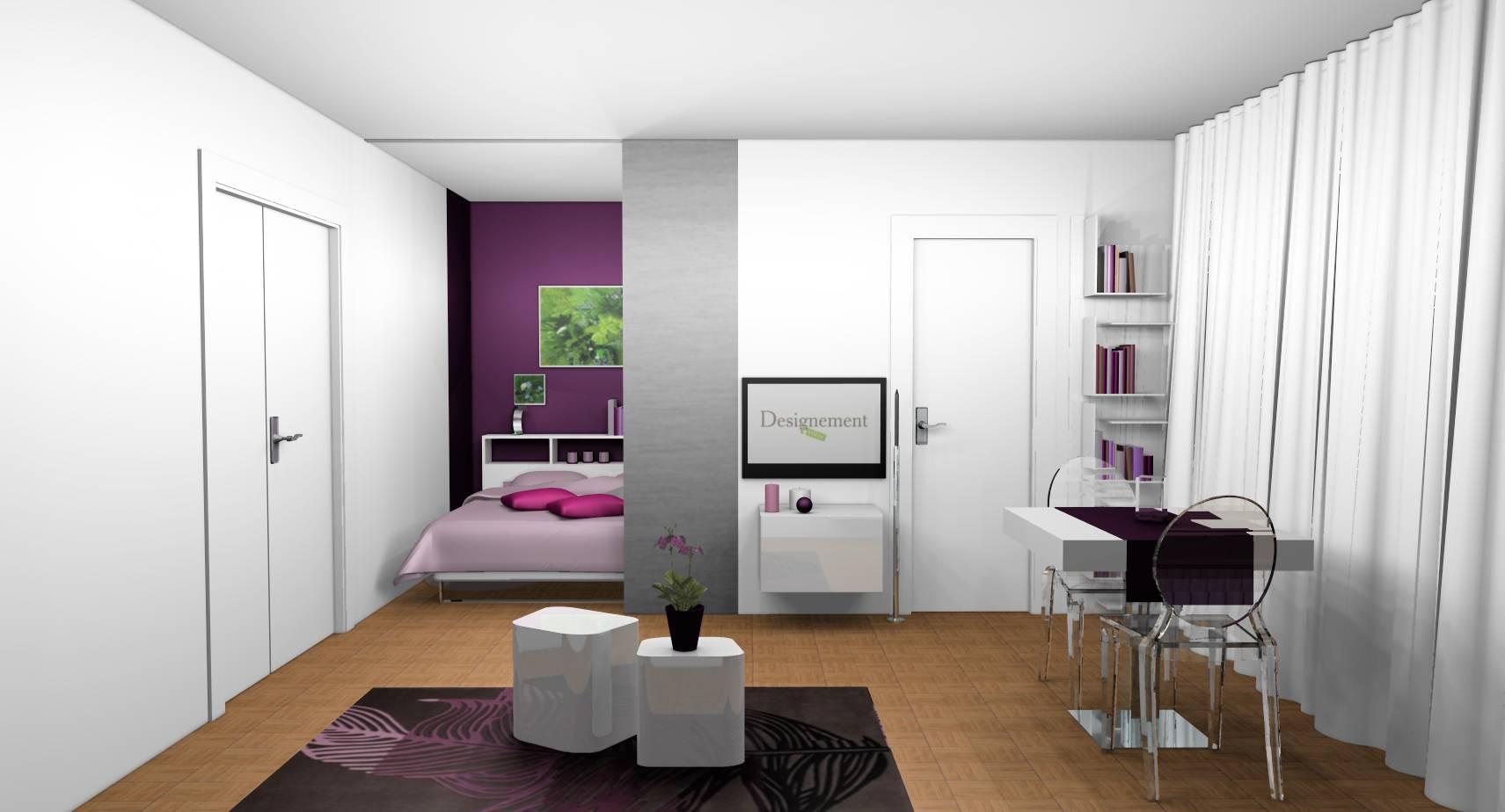 d coration d 39 int rieur d 39 une pi ce de vie studio paris 75018 designement v tre. Black Bedroom Furniture Sets. Home Design Ideas
