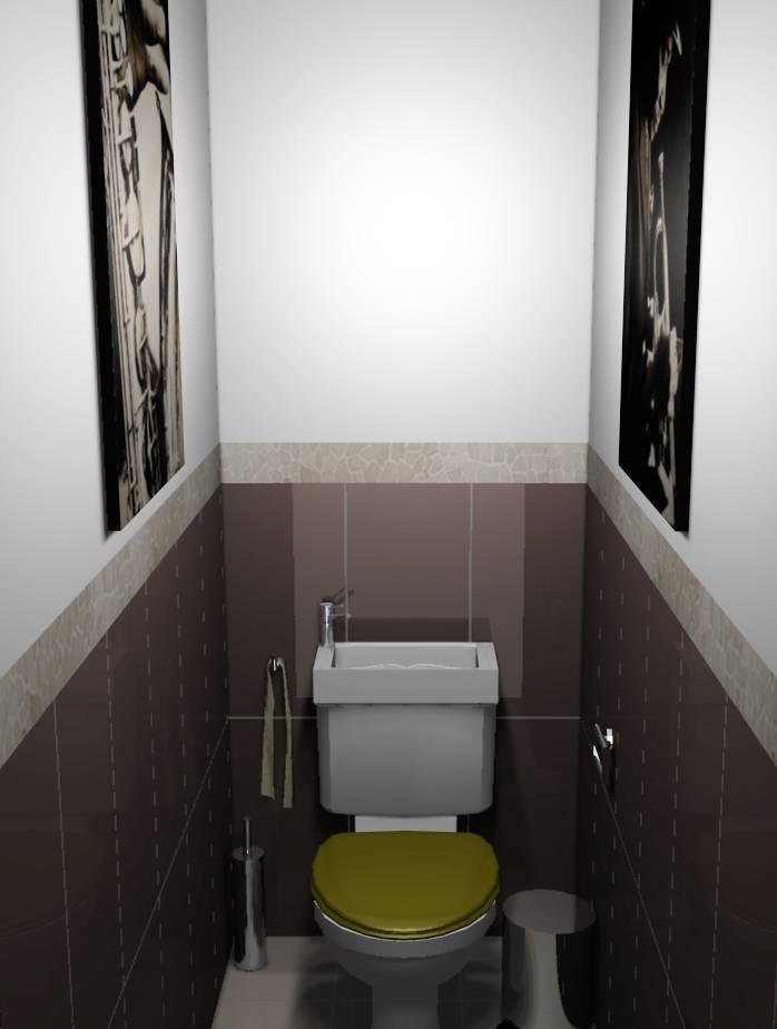 Wc Decoration D Interieur : Décoration d intérieur de wc à damarie les lys