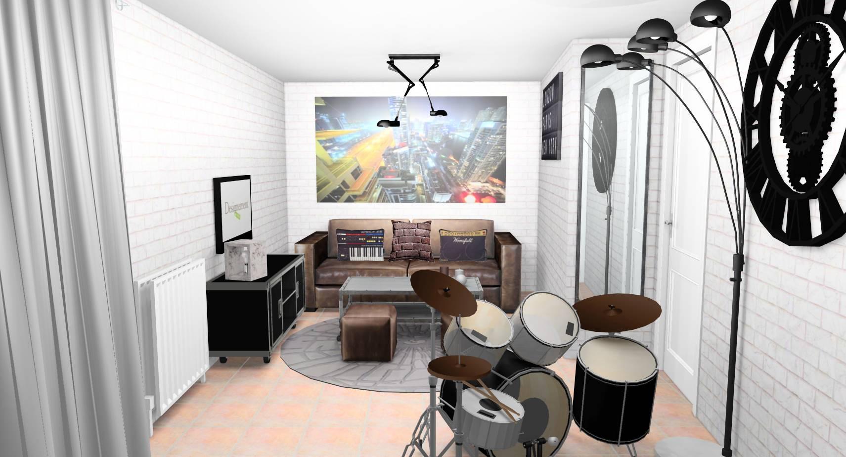 Deco Chambre Ado Garcon Design décoration d'intérieur d'une chambre d'ado à linas (91