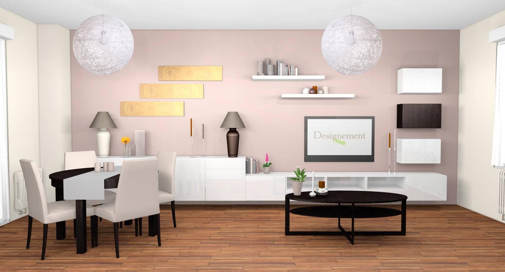 Couloir Couleur Taupe Et Lin blog décoration d'intérieur - designement vôtre