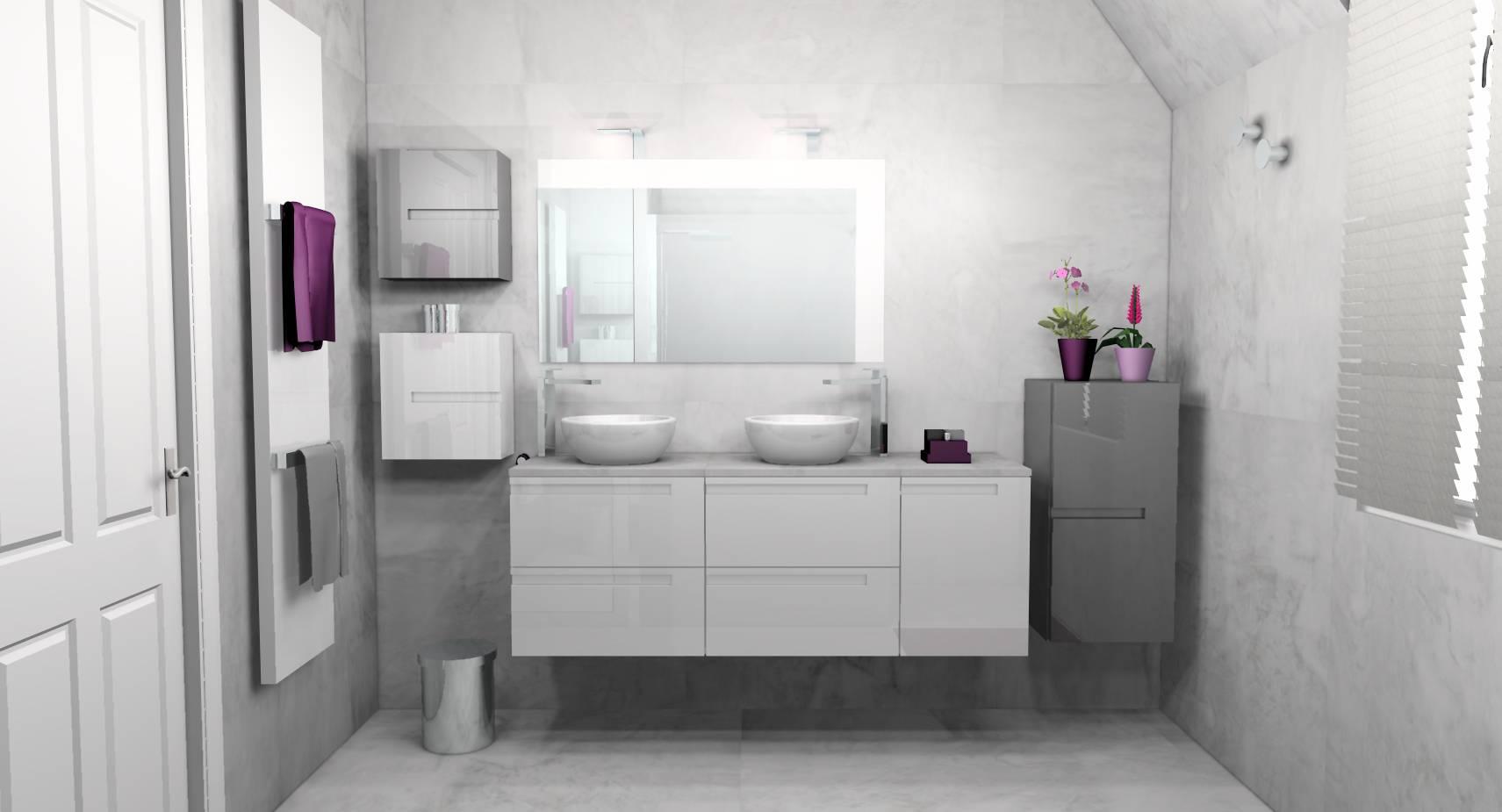 Salle D Eau Parentale la salle de bain vue par le décorateur d'intérieur